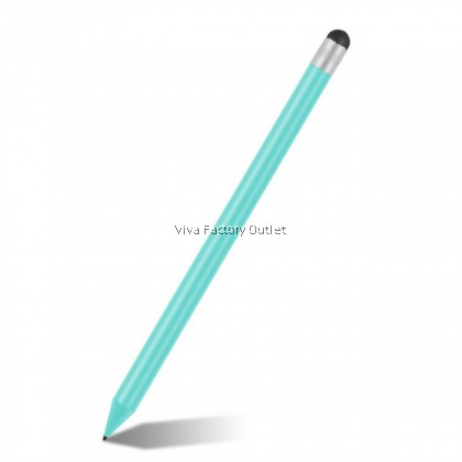 2in1 Resistive Capacitive High Sensitivity Stylus Pen Pencil For Touch Screen Tablet Smartphone Iphone Ipad Samsung Tab Huawei Mediapad