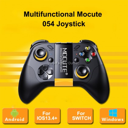 Original Mocute 054MX Bluetooth Wireless Game Controller for iOS 13.4+ Android Mobile Phone Gamepad Tablet PC