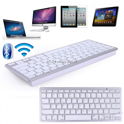 Korean Bluetooth 3.0 Wireless Keyboard For Tablet Smartphone PC Laptop Universal Android Keyboard Ios Windows